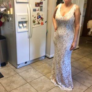 Gown/ dress/ wedding